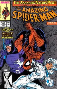 Cover Thumbnail for The Amazing Spider-Man (Marvel, 1963 series) #321 [Direct Edition]