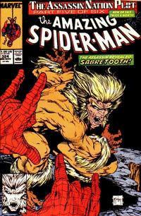 Cover Thumbnail for The Amazing Spider-Man (Marvel, 1963 series) #324 [Direct]