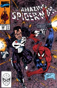 Cover Thumbnail for The Amazing Spider-Man (Marvel, 1963 series) #330 [Direct Edition]