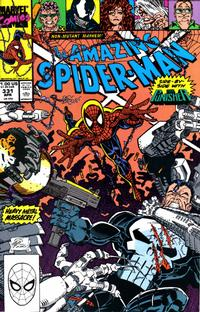 Cover Thumbnail for The Amazing Spider-Man (Marvel, 1963 series) #331 [Direct Edition]