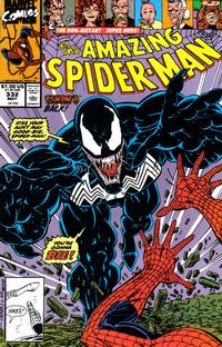 Cover Thumbnail for The Amazing Spider-Man (Marvel, 1963 series) #332 [Direct Edition]