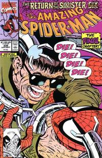 Cover Thumbnail for The Amazing Spider-Man (Marvel, 1963 series) #339 [Direct Edition]