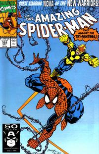 Cover Thumbnail for The Amazing Spider-Man (Marvel, 1963 series) #352 [Direct Edition]