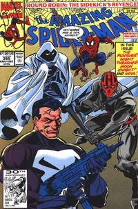 Cover Thumbnail for The Amazing Spider-Man (Marvel, 1963 series) #355 [Direct Edition]