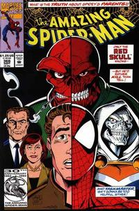 Cover for The Amazing Spider-Man (Marvel, 1963 series) #366 [Direct Edition]