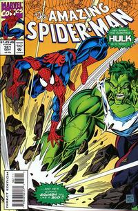 Cover Thumbnail for The Amazing Spider-Man (Marvel, 1963 series) #381 [Direct Edition]
