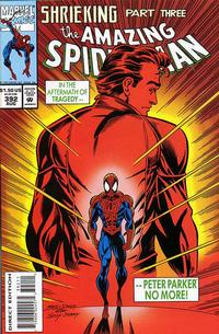 Cover Thumbnail for The Amazing Spider-Man (Marvel, 1963 series) #392 [Direct Edition]