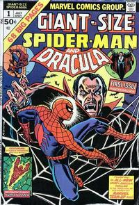 Cover Thumbnail for Giant-Size Spider-Man (Marvel, 1974 series) #1
