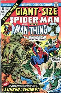 Cover Thumbnail for Giant-Size Spider-Man (Marvel, 1974 series) #5