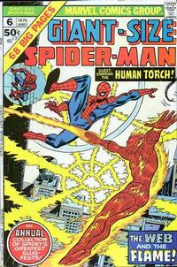 Cover Thumbnail for Giant-Size Spider-Man (Marvel, 1974 series) #6