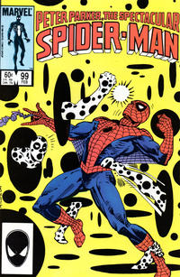 Cover Thumbnail for The Spectacular Spider-Man (Marvel, 1976 series) #99 [direct]