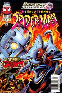 Cover Thumbnail for The Sensational Spider-Man (Marvel, 1996 series) #11 [Newsstand Edition]