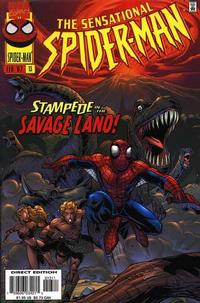 Cover Thumbnail for The Sensational Spider-Man (Marvel, 1996 series) #13