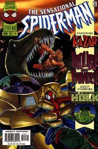 Cover Thumbnail for The Sensational Spider-Man (Marvel, 1996 series) #14