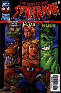 Cover Thumbnail for The Sensational Spider-Man (Marvel, 1996 series) #15