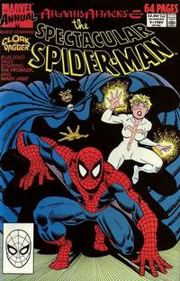 Cover Thumbnail for The Spectacular Spider-Man Annual (Marvel, 1979 series) #9 [Direct]
