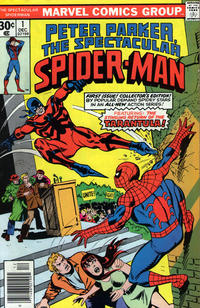 Cover Thumbnail for The Spectacular Spider-Man (Marvel, 1976 series) #1 [Regular Edition]