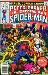 Cover Thumbnail for The Spectacular Spider-Man (Marvel, 1976 series) #12
