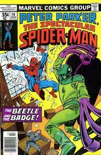 Cover Thumbnail for The Spectacular Spider-Man (Marvel, 1976 series) #16