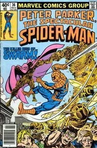 Cover Thumbnail for The Spectacular Spider-Man (Marvel, 1976 series) #36