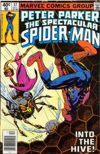 Cover Thumbnail for The Spectacular Spider-Man (Marvel, 1976 series) #37