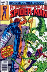 Cover Thumbnail for The Spectacular Spider-Man (Marvel, 1976 series) #39