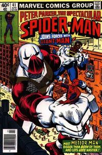 Cover Thumbnail for The Spectacular Spider-Man (Marvel, 1976 series) #41