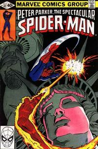 Cover Thumbnail for The Spectacular Spider-Man (Marvel, 1976 series) #42