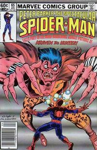 Cover Thumbnail for The Spectacular Spider-Man (Marvel, 1976 series) #65