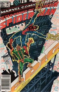 Cover Thumbnail for The Spectacular Spider-Man (Marvel, 1976 series) #66