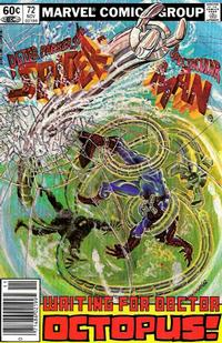 Cover Thumbnail for The Spectacular Spider-Man (Marvel, 1976 series) #72
