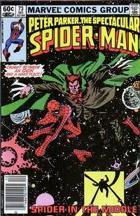 Cover Thumbnail for The Spectacular Spider-Man (Marvel, 1976 series) #73