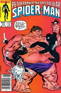 Cover Thumbnail for The Spectacular Spider-Man (Marvel, 1976 series) #91 [newsstand]