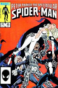 Cover Thumbnail for The Spectacular Spider-Man (Marvel, 1976 series) #95 [Direct Edition]