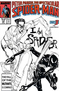 Cover Thumbnail for The Spectacular Spider-Man (Marvel, 1976 series) #133