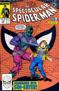 Cover Thumbnail for The Spectacular Spider-Man (Marvel, 1976 series) #136