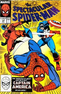 Cover Thumbnail for The Spectacular Spider-Man (Marvel, 1976 series) #138