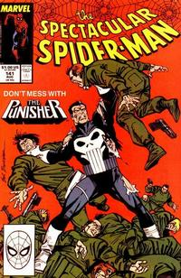 Cover Thumbnail for The Spectacular Spider-Man (Marvel, 1976 series) #141