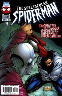 Cover Thumbnail for The Spectacular Spider-Man (Marvel, 1976 series) #242