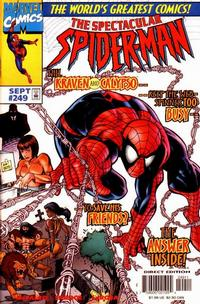 Cover Thumbnail for The Spectacular Spider-Man (Marvel, 1976 series) #249