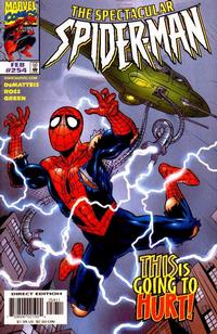Cover Thumbnail for The Spectacular Spider-Man (Marvel, 1976 series) #254