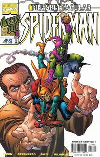 Cover Thumbnail for The Spectacular Spider-Man (Marvel, 1976 series) #259