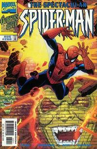Cover Thumbnail for The Spectacular Spider-Man (Marvel, 1976 series) #260