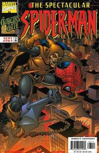 Cover Thumbnail for The Spectacular Spider-Man (Marvel, 1976 series) #261