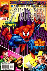 Cover Thumbnail for The Spectacular Spider-Man (Marvel, 1976 series) #262