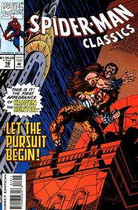 Cover Thumbnail for Spider-Man Classics (Marvel, 1993 series) #16