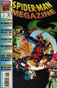 Cover Thumbnail for Spider-Man Megazine (Marvel, 1994 series) #1
