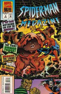 Cover Thumbnail for Spider-Man Megazine (Marvel, 1994 series) #3