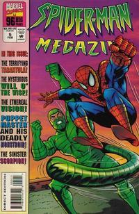 Cover Thumbnail for Spider-Man Megazine (Marvel, 1994 series) #5