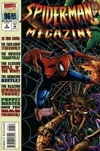 Cover Thumbnail for Spider-Man Megazine (Marvel, 1994 series) #6